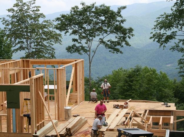 Custom home constru