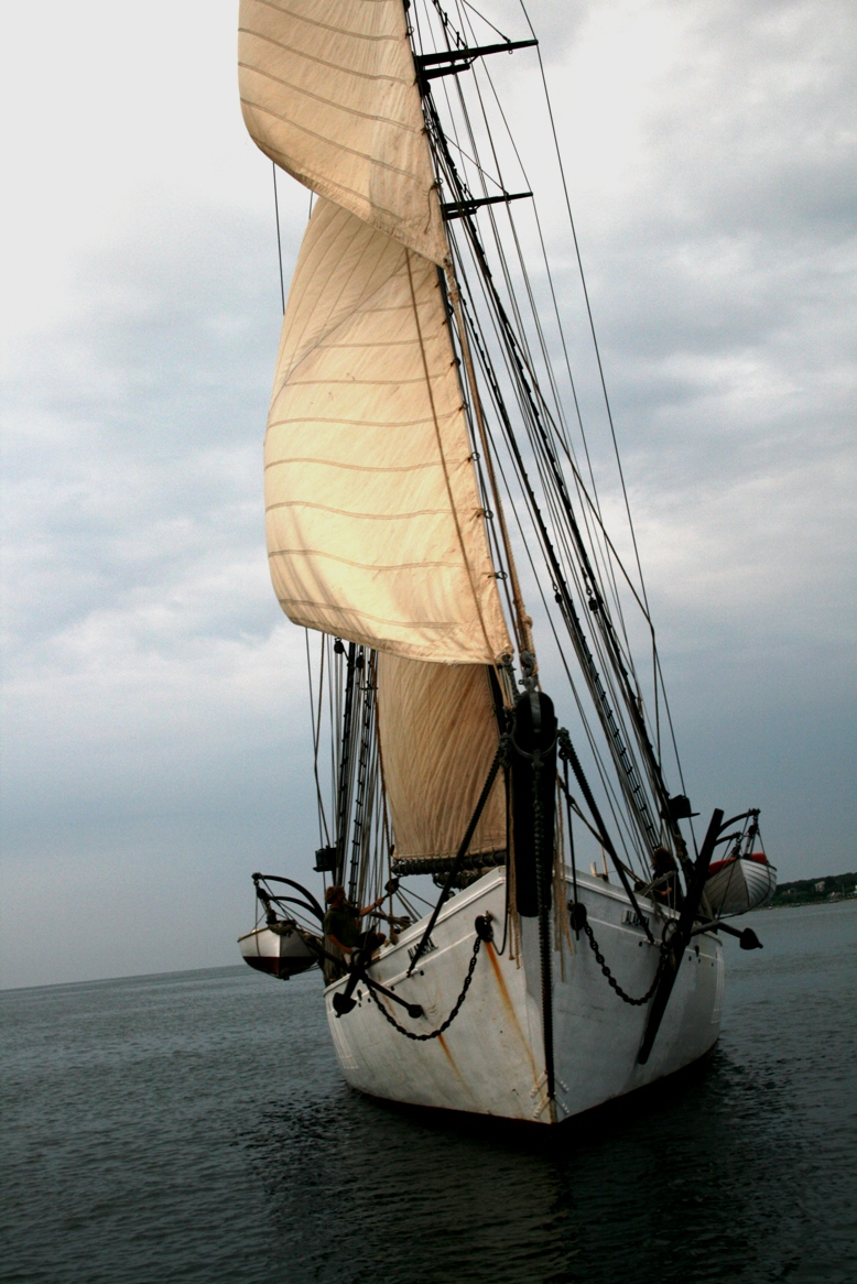 Alabama bowsprit
