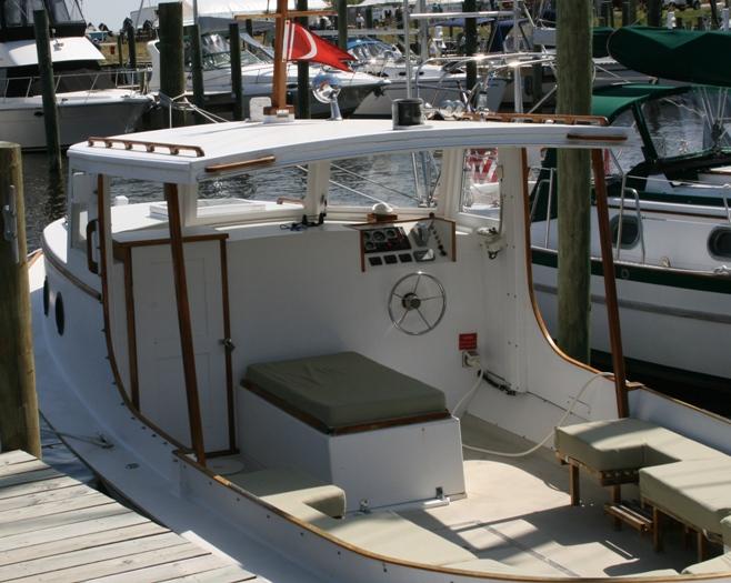 RD Boat burgee