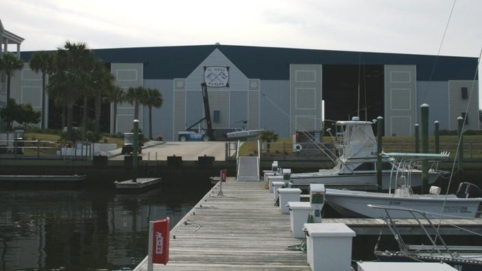 20 SJP boat shed