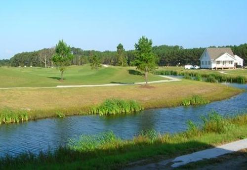 NRC Harris homes golf