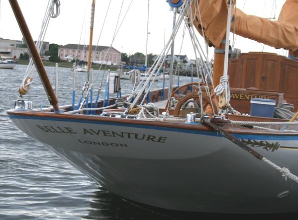 #1 Belle aventure stern