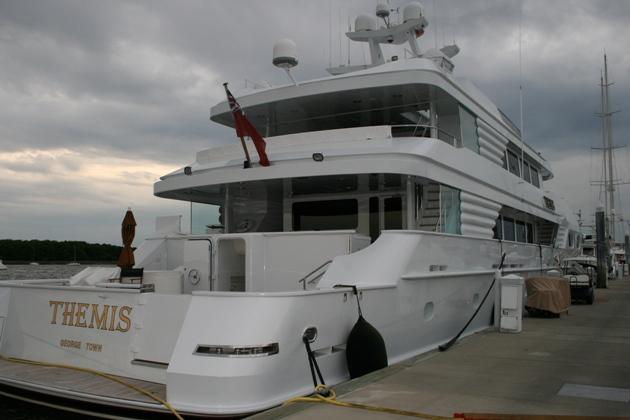#9 Themis stern