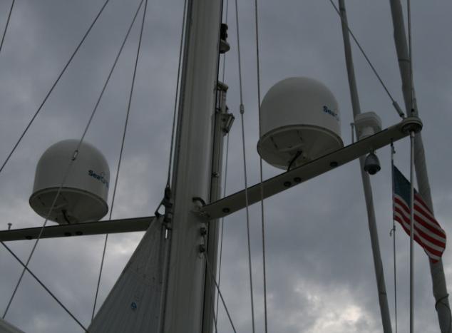#14 Tameson radar