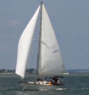#14 sailboat