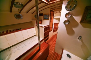 S&S #3 interior