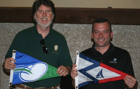 Burgee exchange