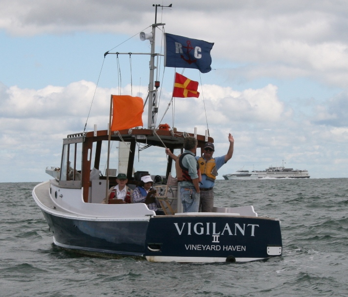 Committe boat