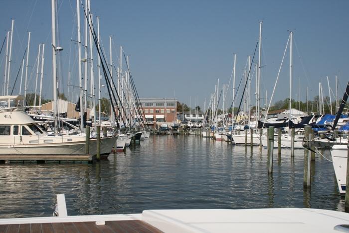 Boat row