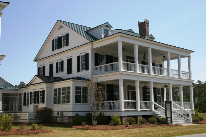 Icw cruise an extended stop at oriental home to for Charleston style house plans