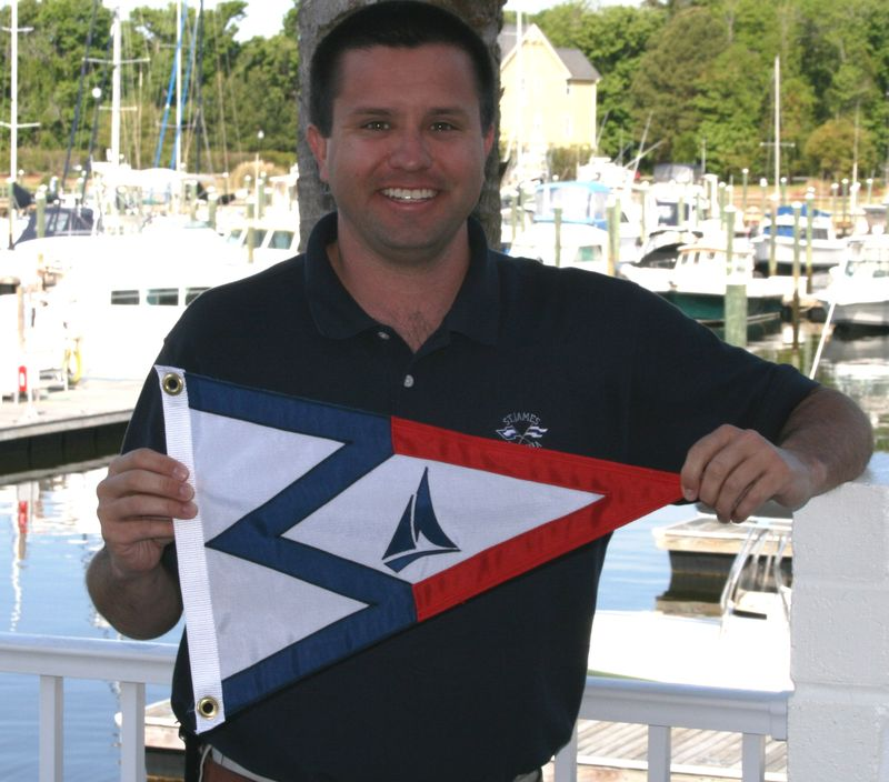 Jon Helms harbormaster