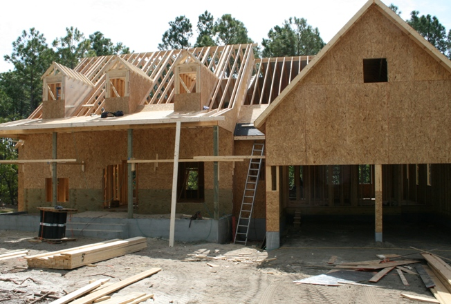 #5 home construction