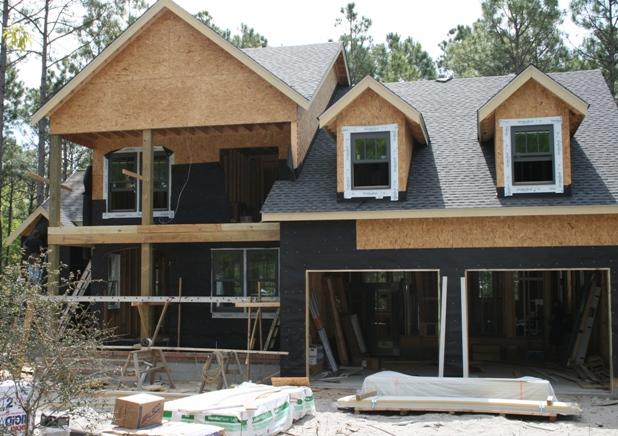 #6 home construction B