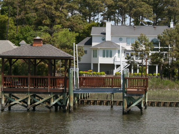 #15 ICW home with dock