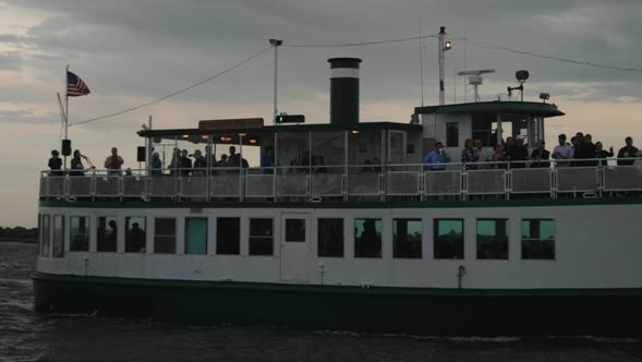 #13 Blues boat