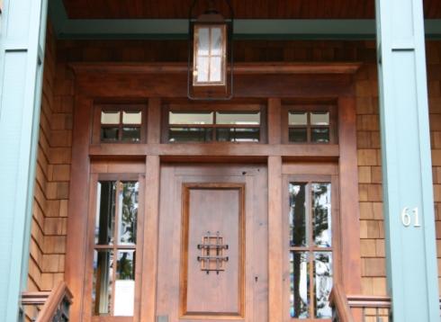 #10 front door