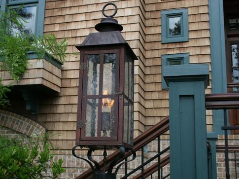#11 gas lamp