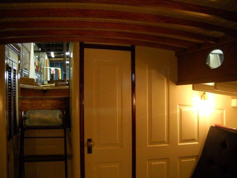 Torch cabin
