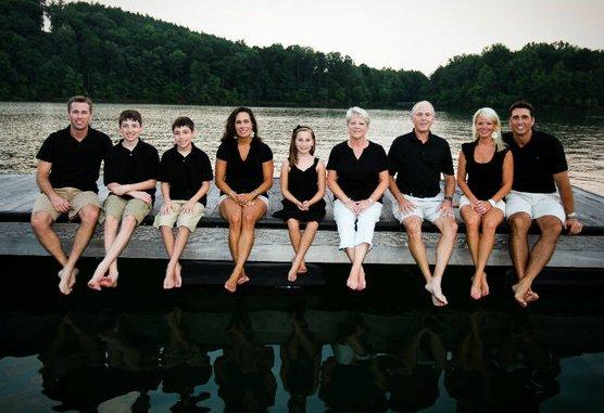 Hudson Family_Dock 3_RLK Legacy Membership