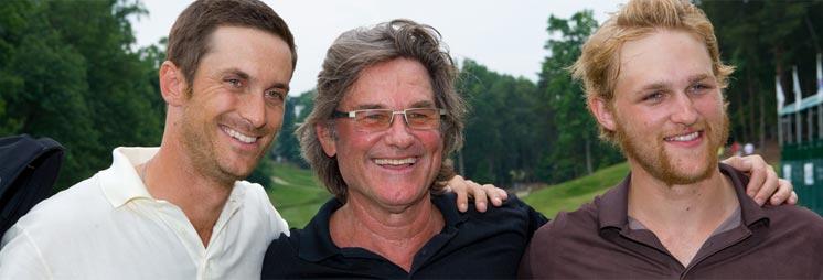 Golf-celebrities