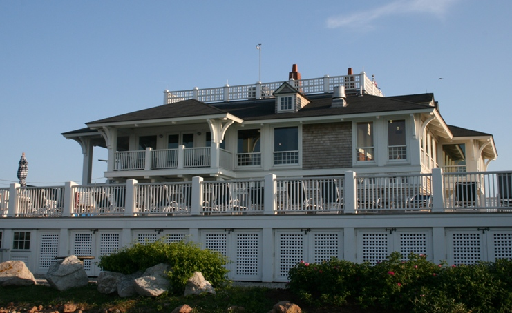 G Sakonnet clubhouse