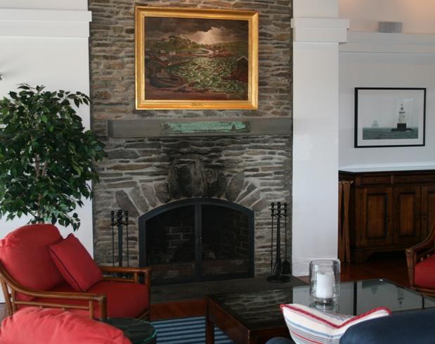 K fireplace