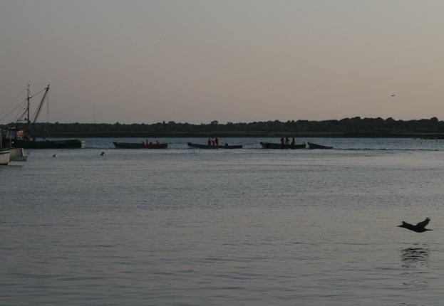 M early am boats