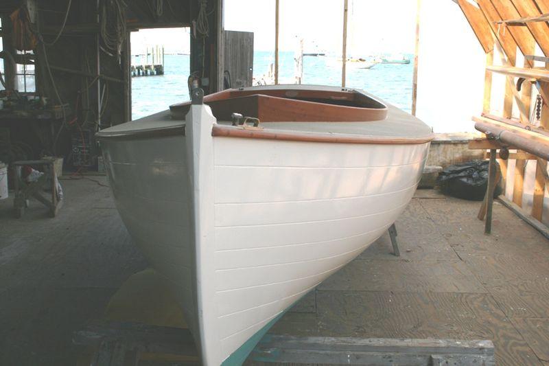 A GB Boat