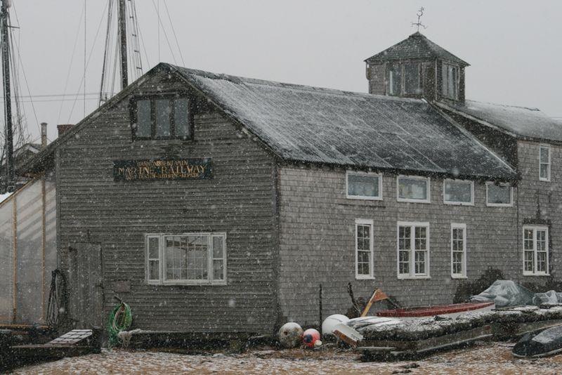 Snowy Harbor13 G&B
