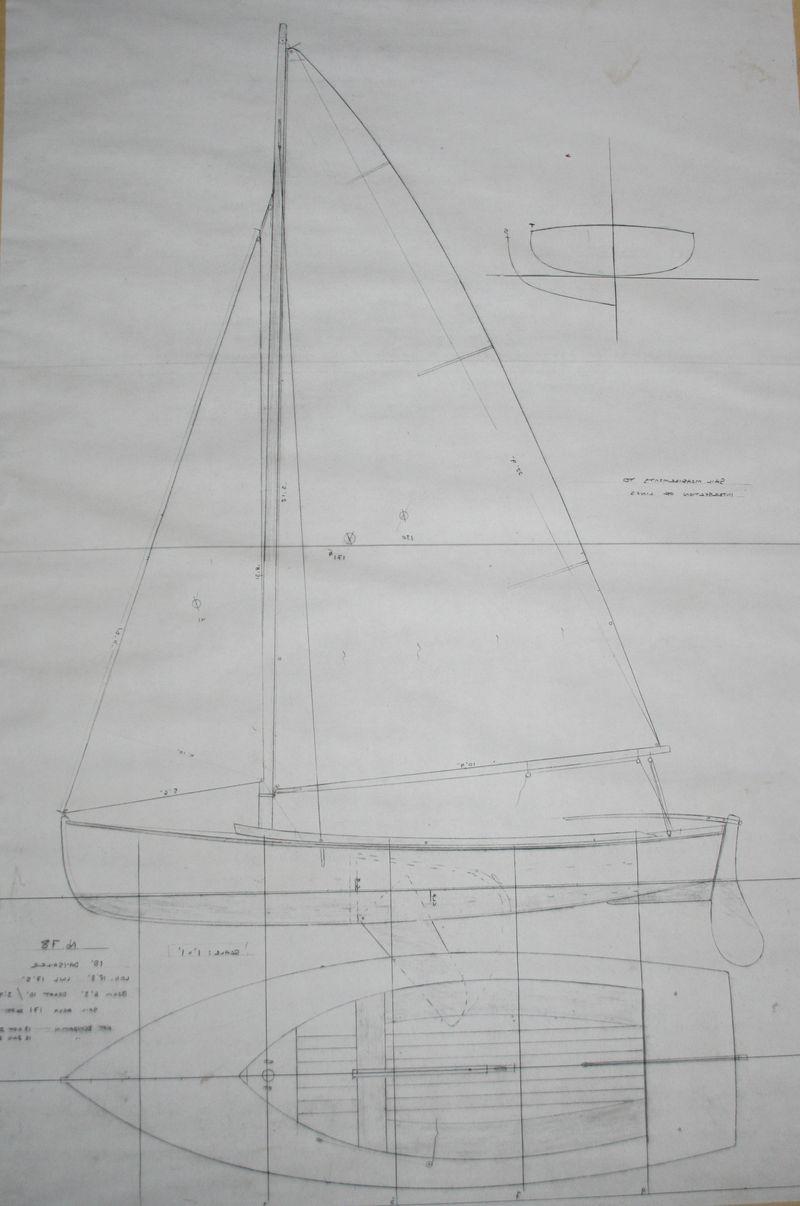 7 G&B boat plans
