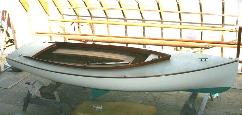 D GB Boat