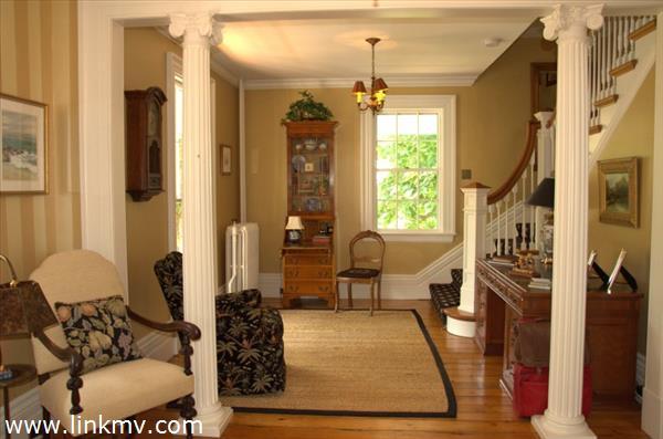 Den, sitting room, parlor
