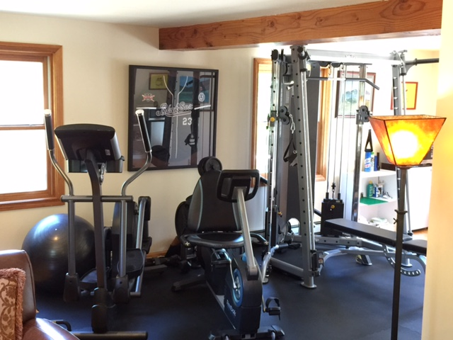 Guest fitness
