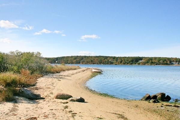 Deeded beach use